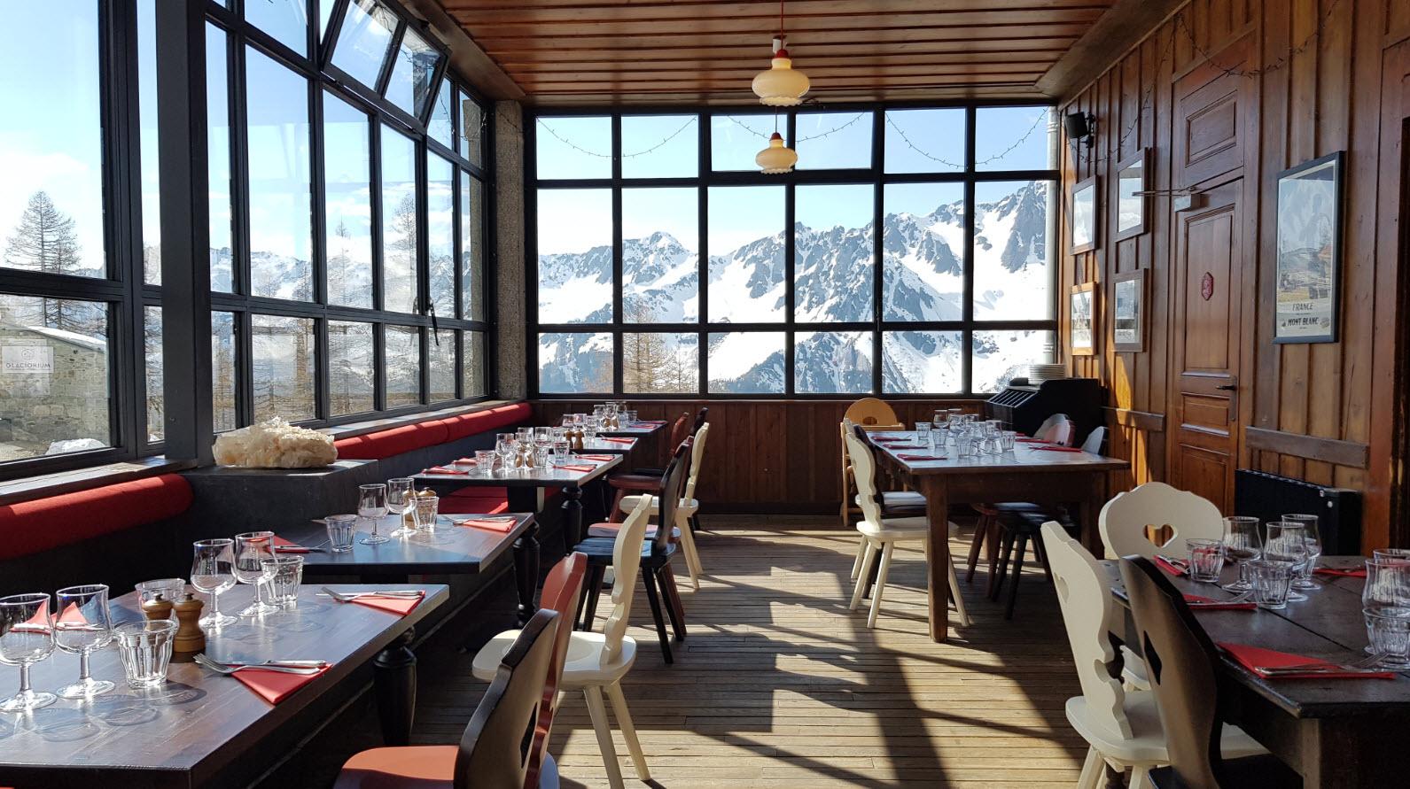 Restaurant Refuge du Montenvers