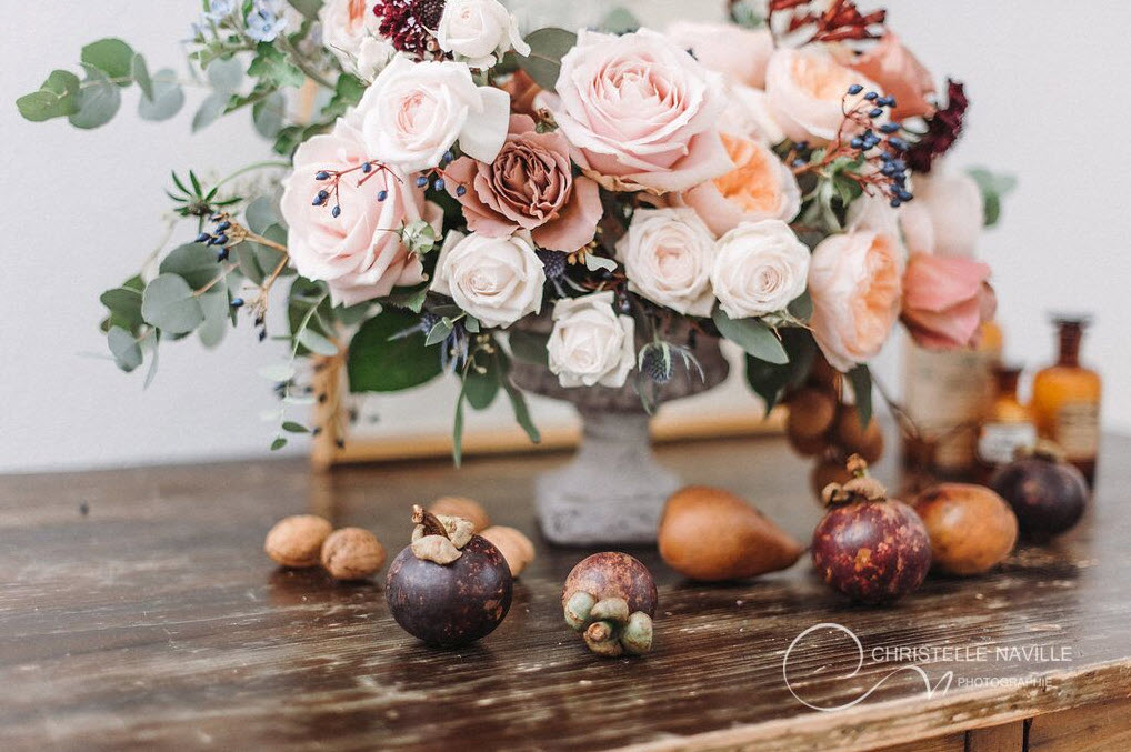 Atelier Rose Jasmin by Christelle Naville Photography