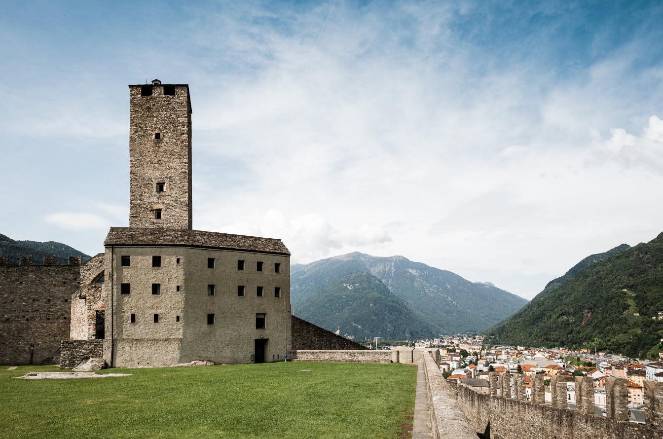 Bellinzona - Turmzimmer