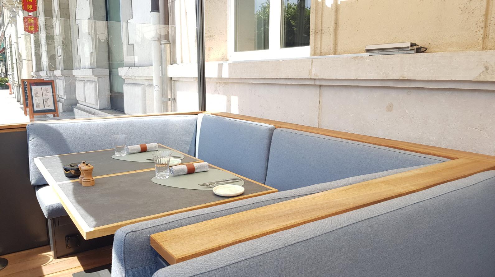 Terrasse Ritz Carlton Fiskebar
