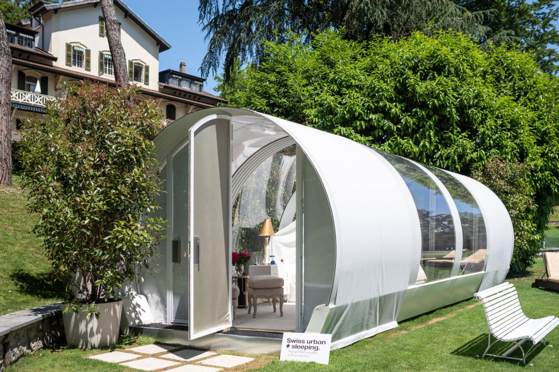 Lausanne - Gartenzimmer