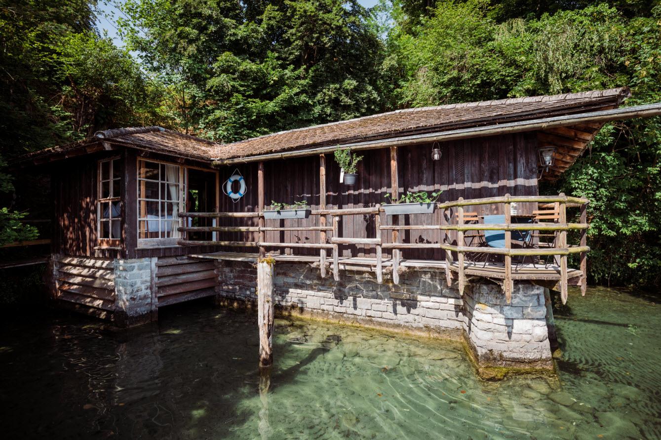 Luzern - Bootshaus