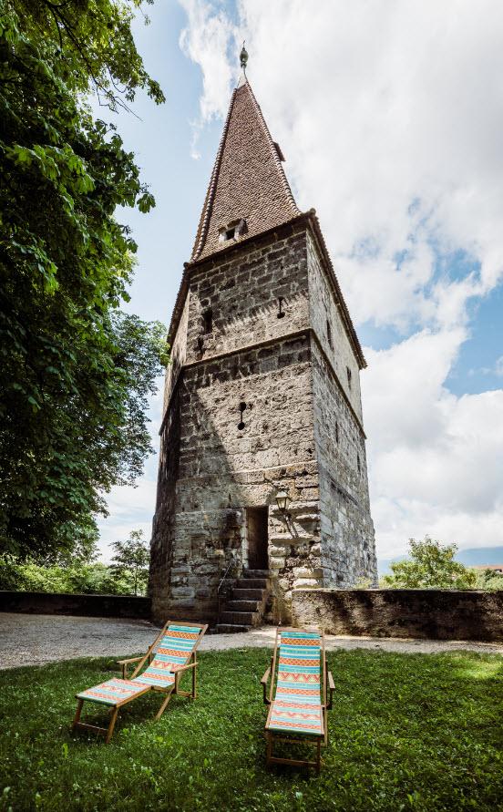 Solothurn - Krummturm