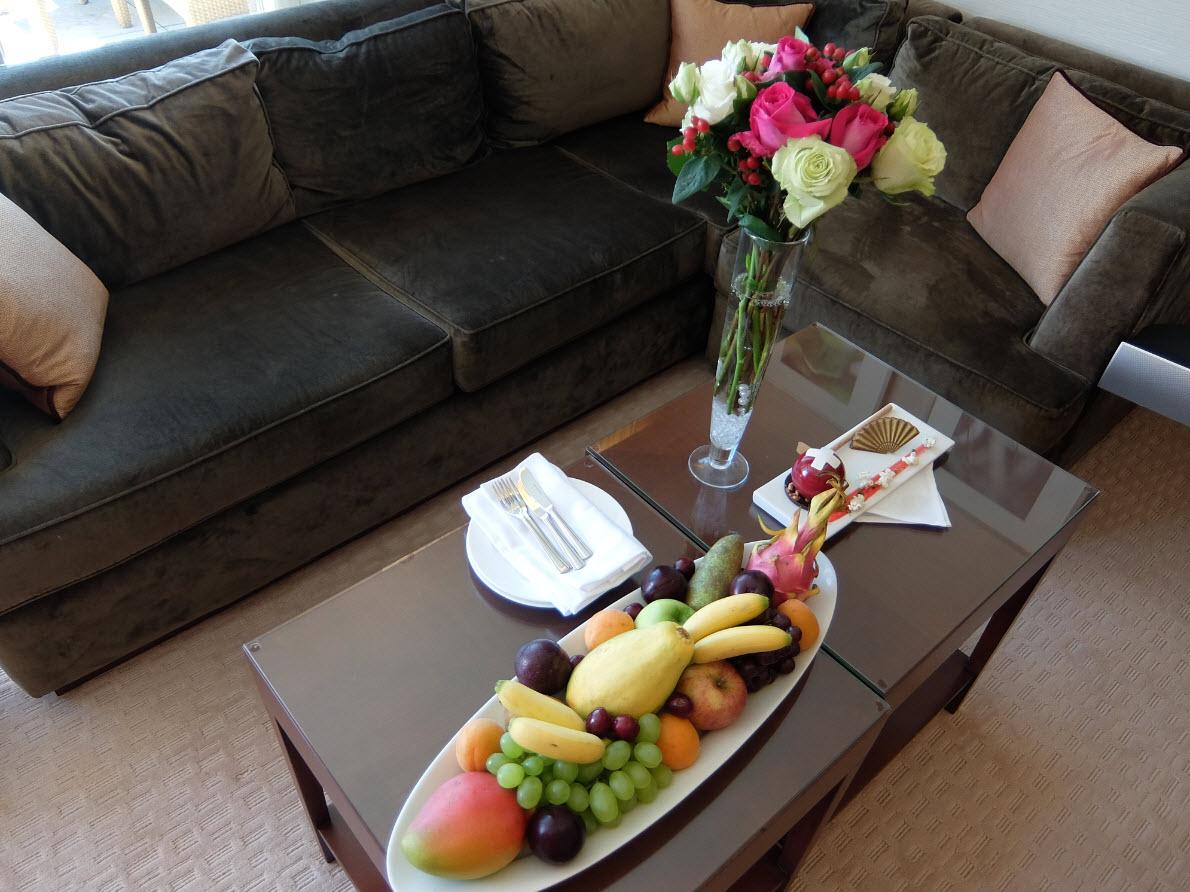 Suite Terrasse Mandarin Oriental Geneva
