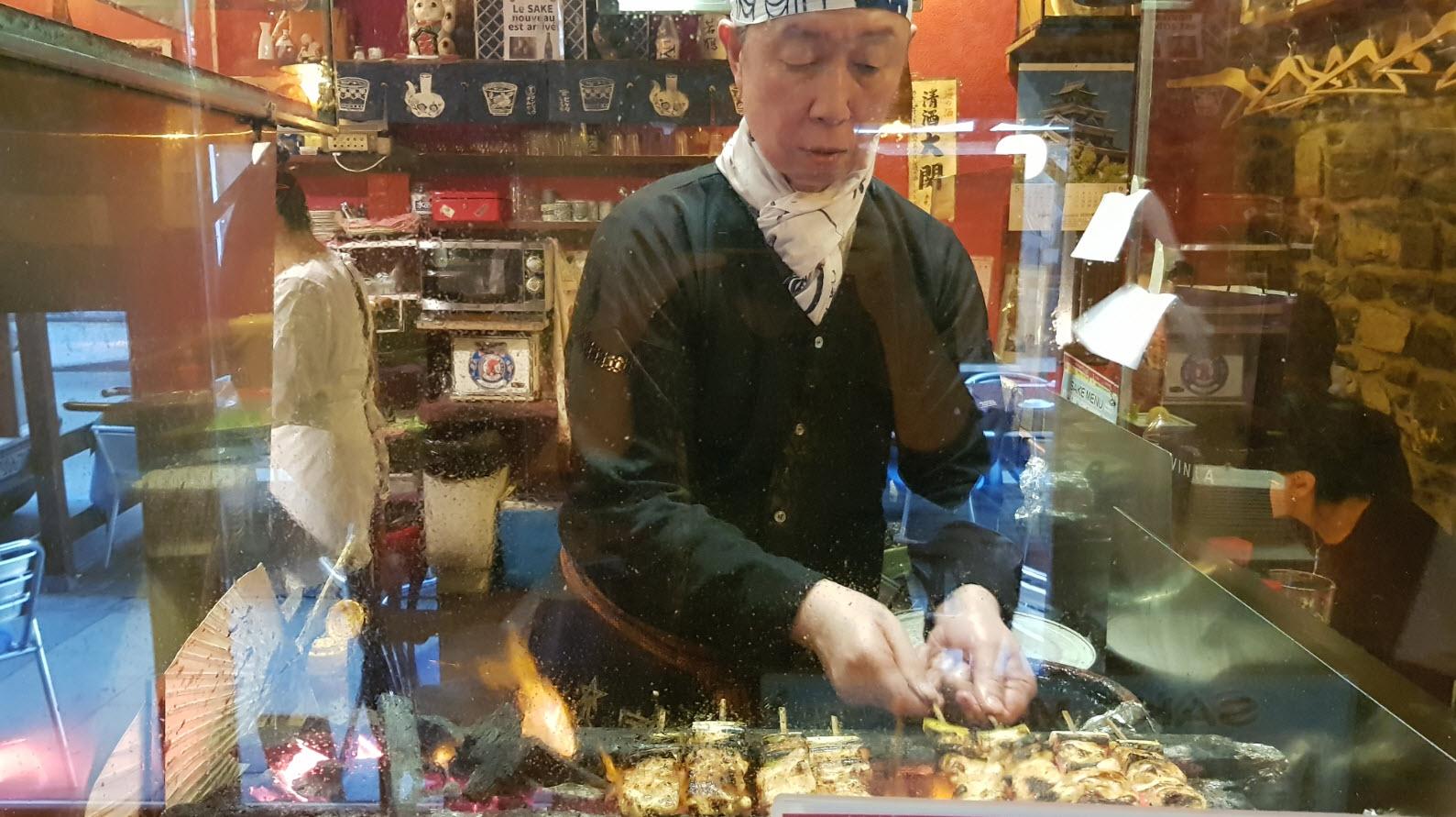 Like cooking japonais Geneve