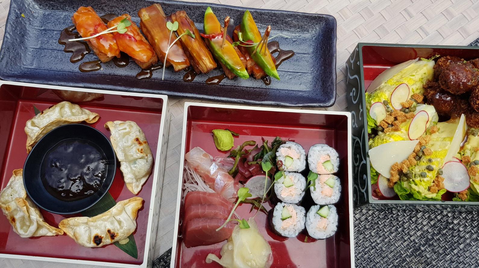 Restaurant Umami President Wilson