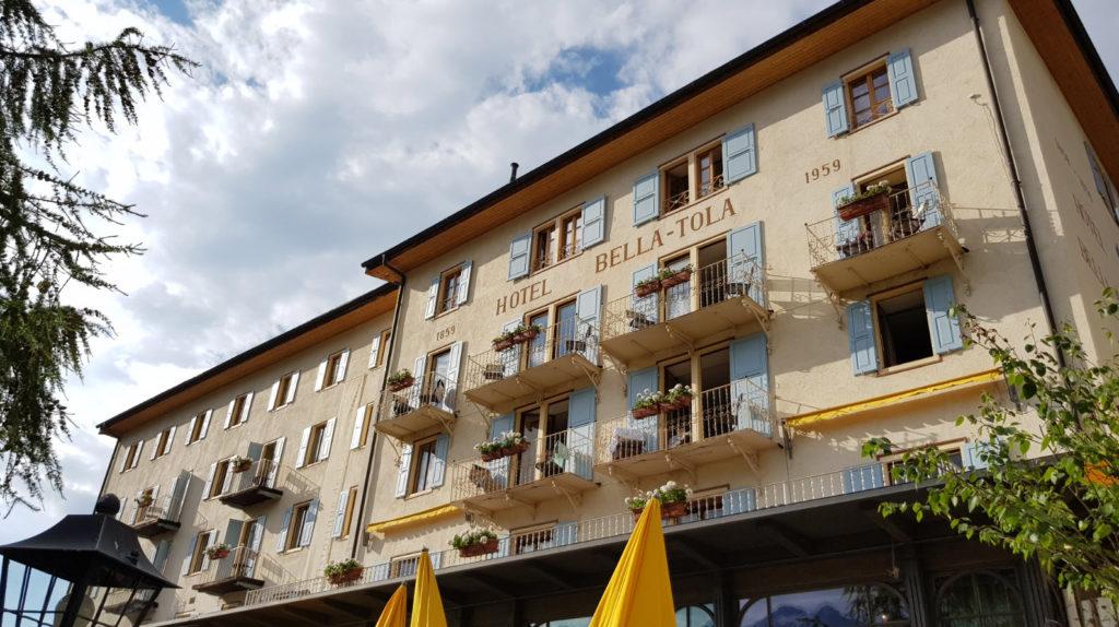Bella Tola Boutique Hotel