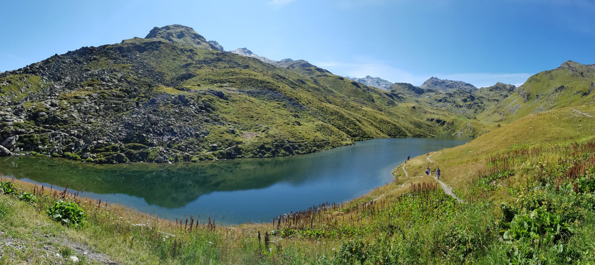 Lac du Lou Savoie