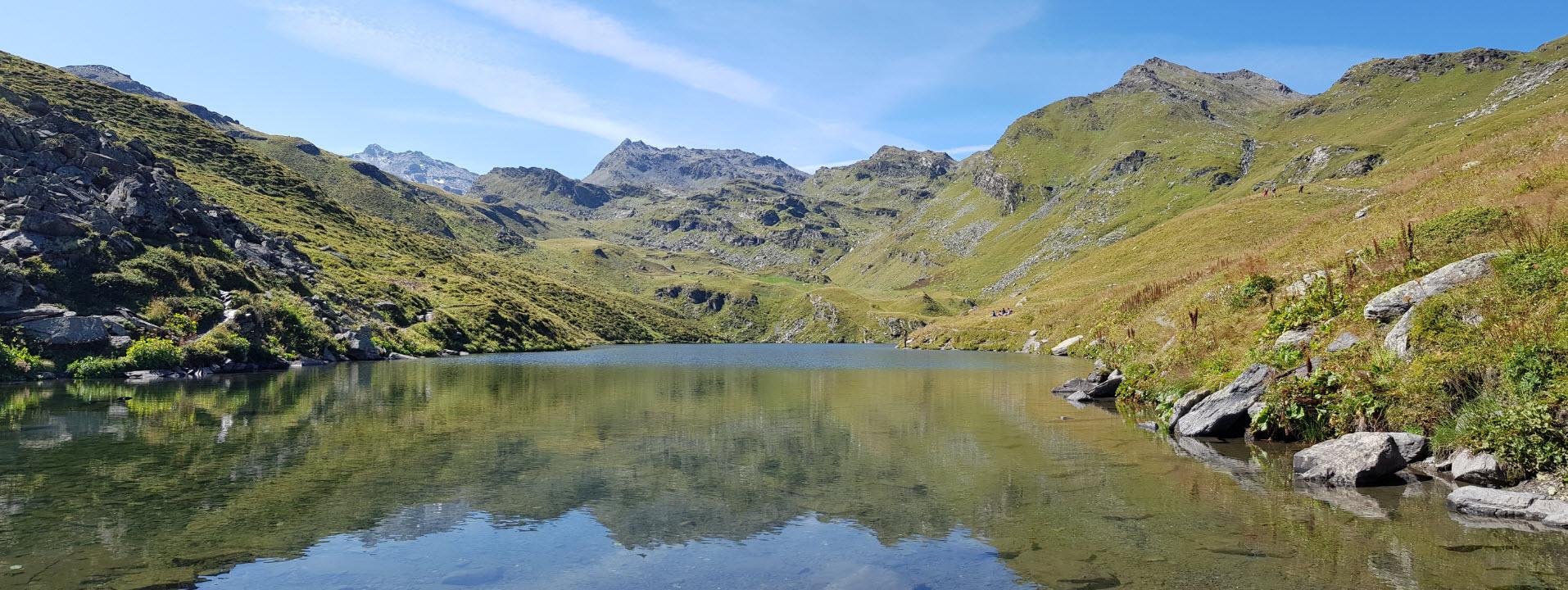 Lac massif de la Vanoise