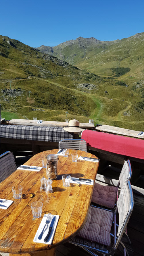 Restaurant Val Thorens