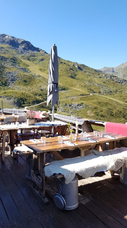 Restaurant Les Ménuires