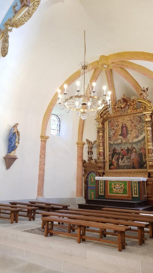 Saint Martin Belleville Savoie Monument historique
