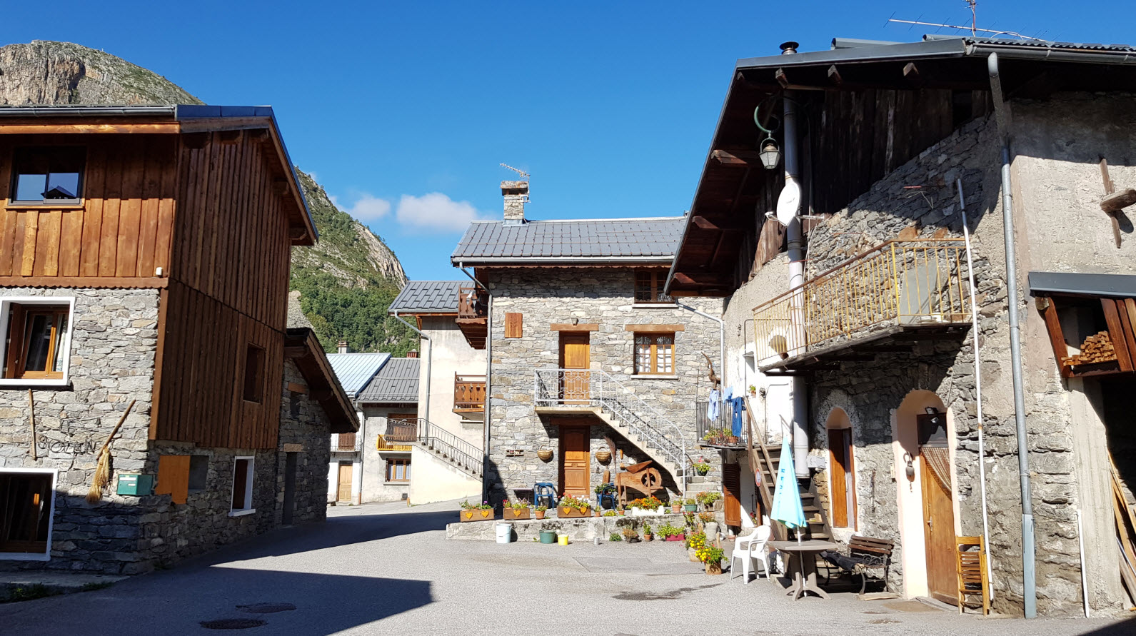 Village de charme Rhone Alpes