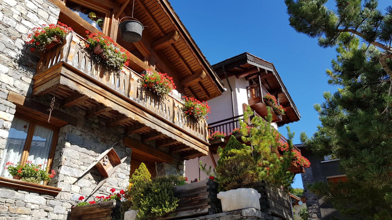 Village authentique Rhone Alpes