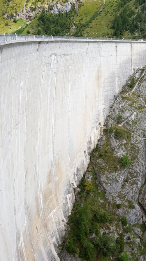 Barrage Tseuzier