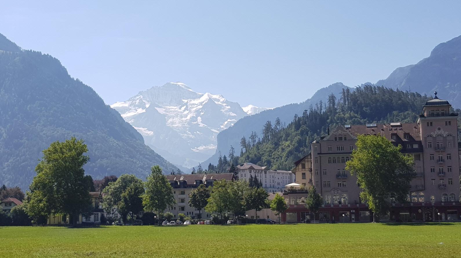 Parapente a Interlaken