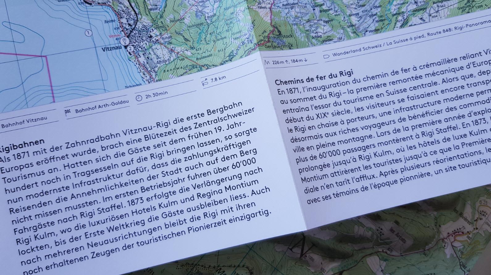 Randos sentiers historiques Suisse