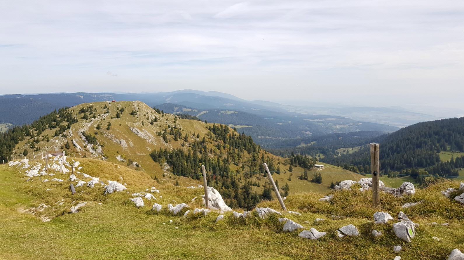 Rando autour de Geneve