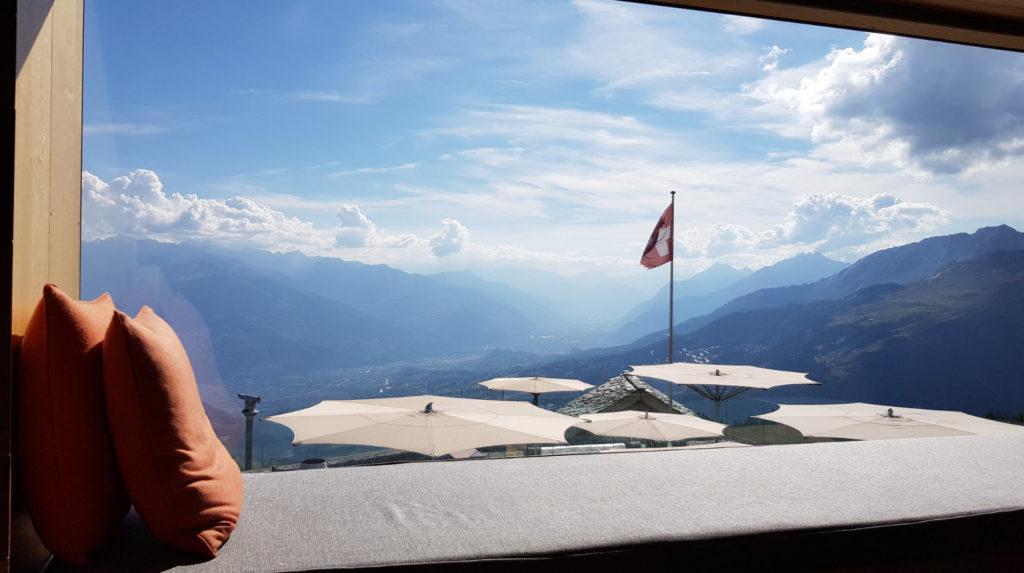 Plus beaux hotels de Suisse
