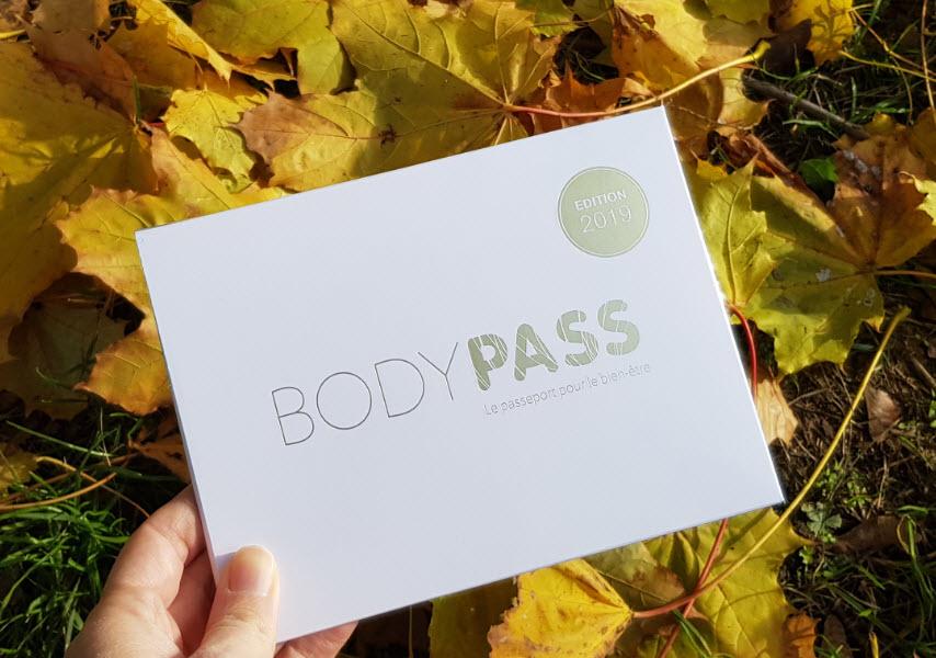 Passeport Body Pass Suisse Romande