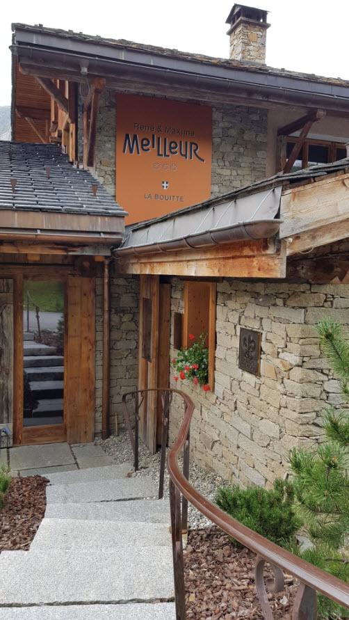 Restaurant La Bouitte