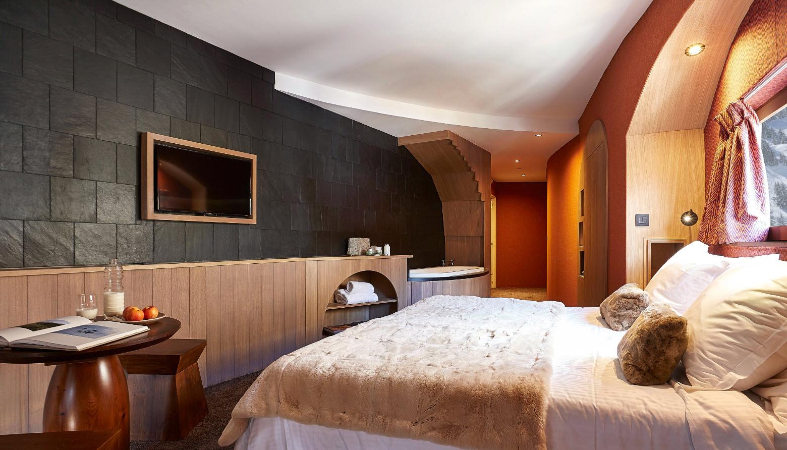 Dormir Avoriaz - Hôtel Dromonts (c) P. Doignon, C. Arnal, MPM, F. Ducout & DR
