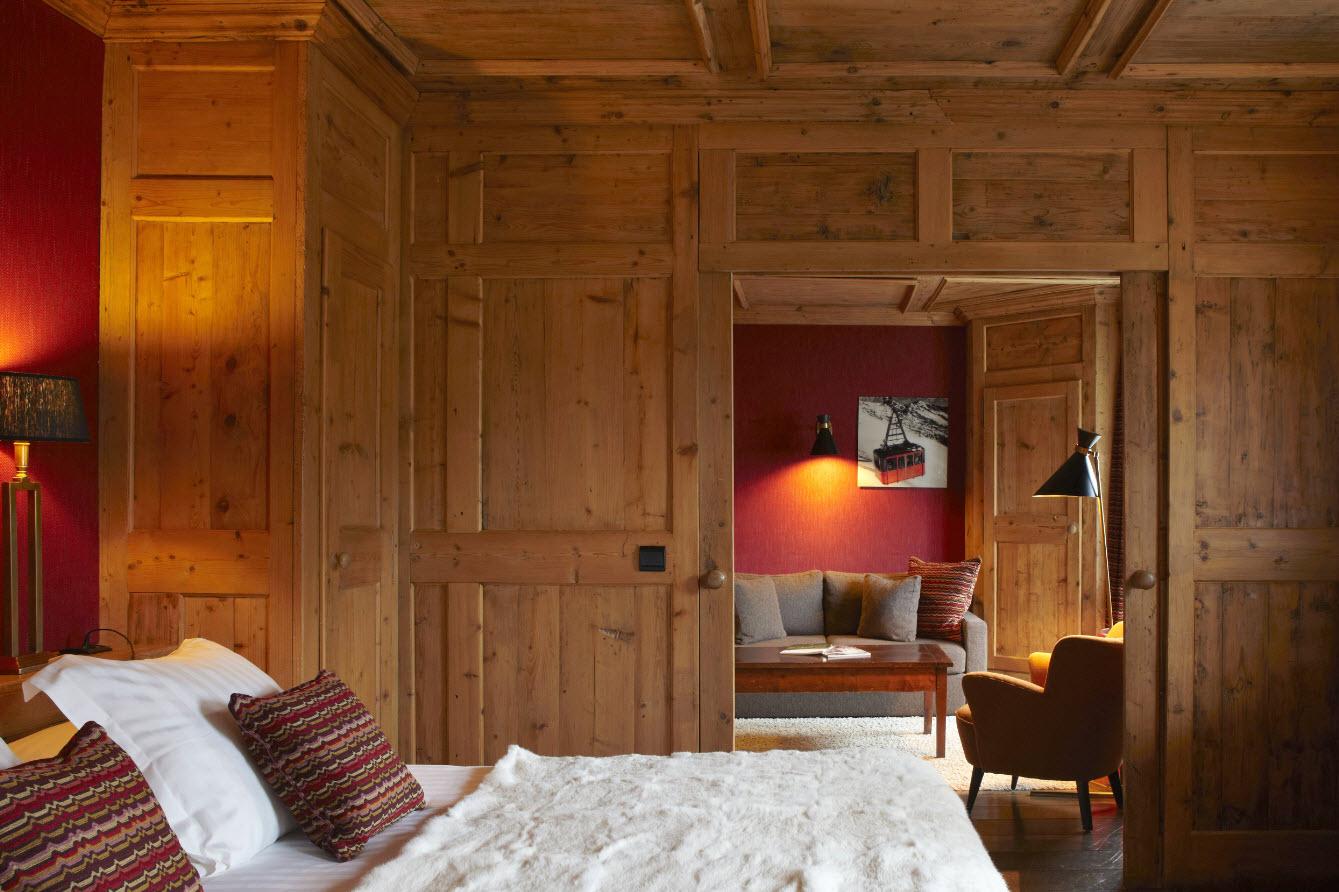 Dormir Megève - Hotel Mont-Blanc (c) T. Shu, F. Ducout, L. Di Orio, MPM & DR