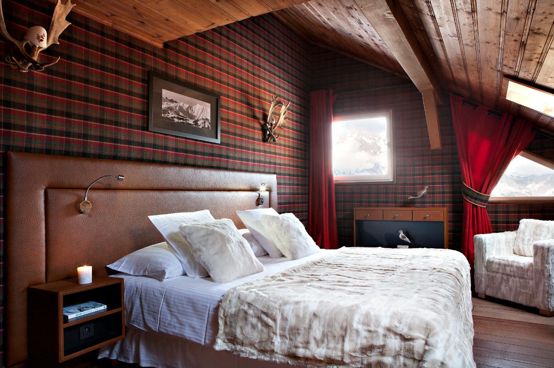 Dormir Megève - Lodge Park (c) L. Di Orio, MPM, T. Shu & DR