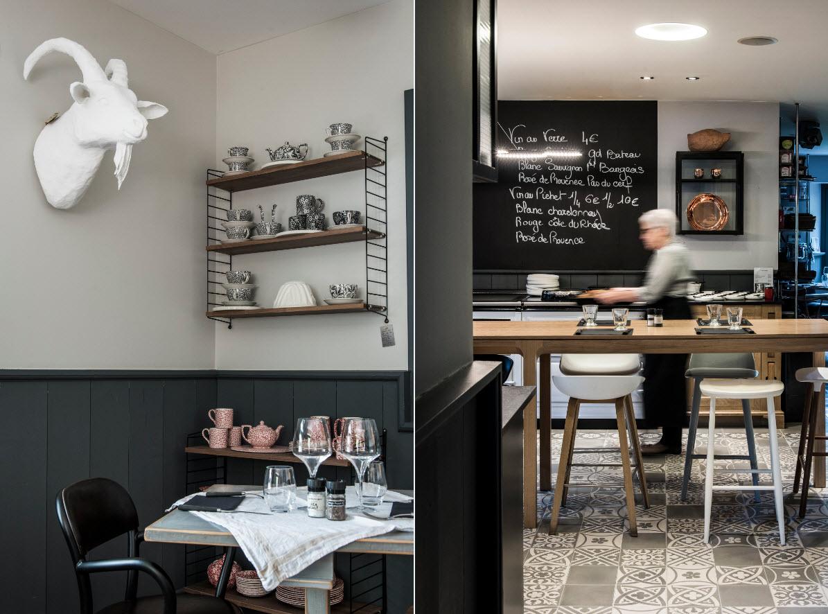 Manger Magland - Café de Balme (c) David Machet