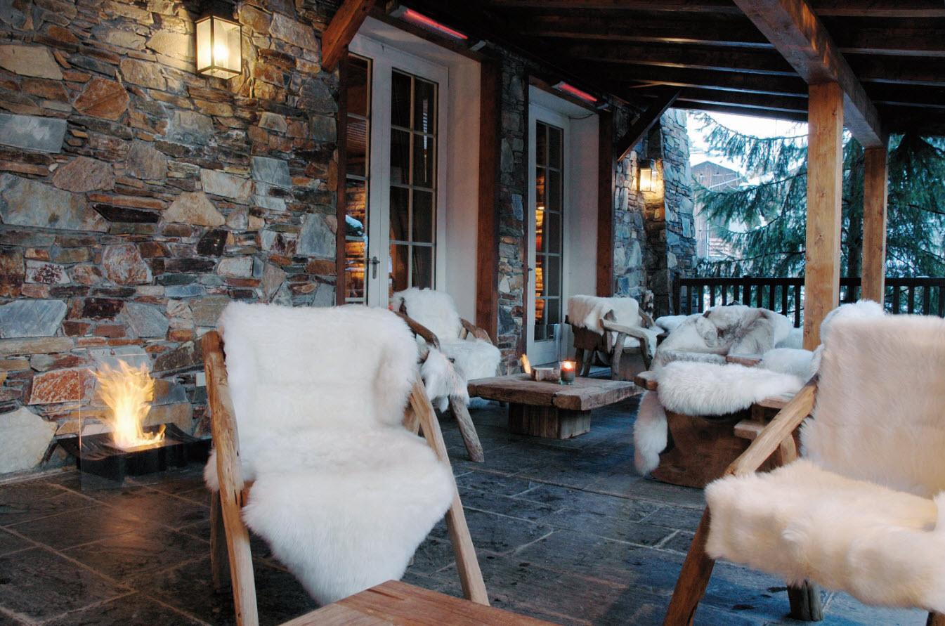Sortir Megève - Bar du Lodge (c) L. Di Orio, MPM, T. Shu & DR