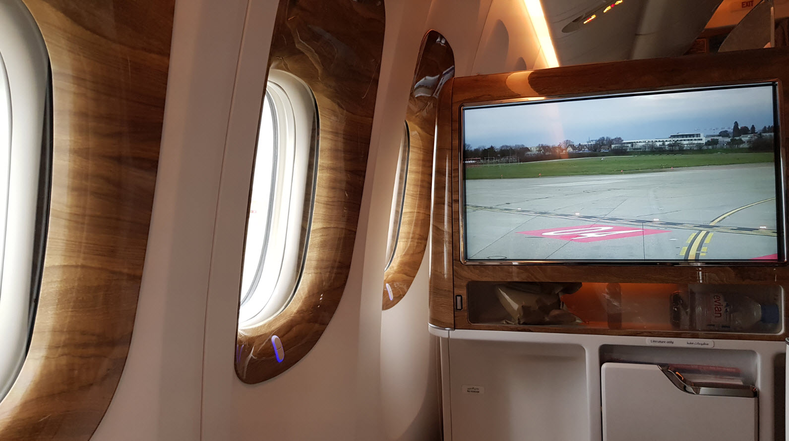 Vol Classe Affaires Emirates