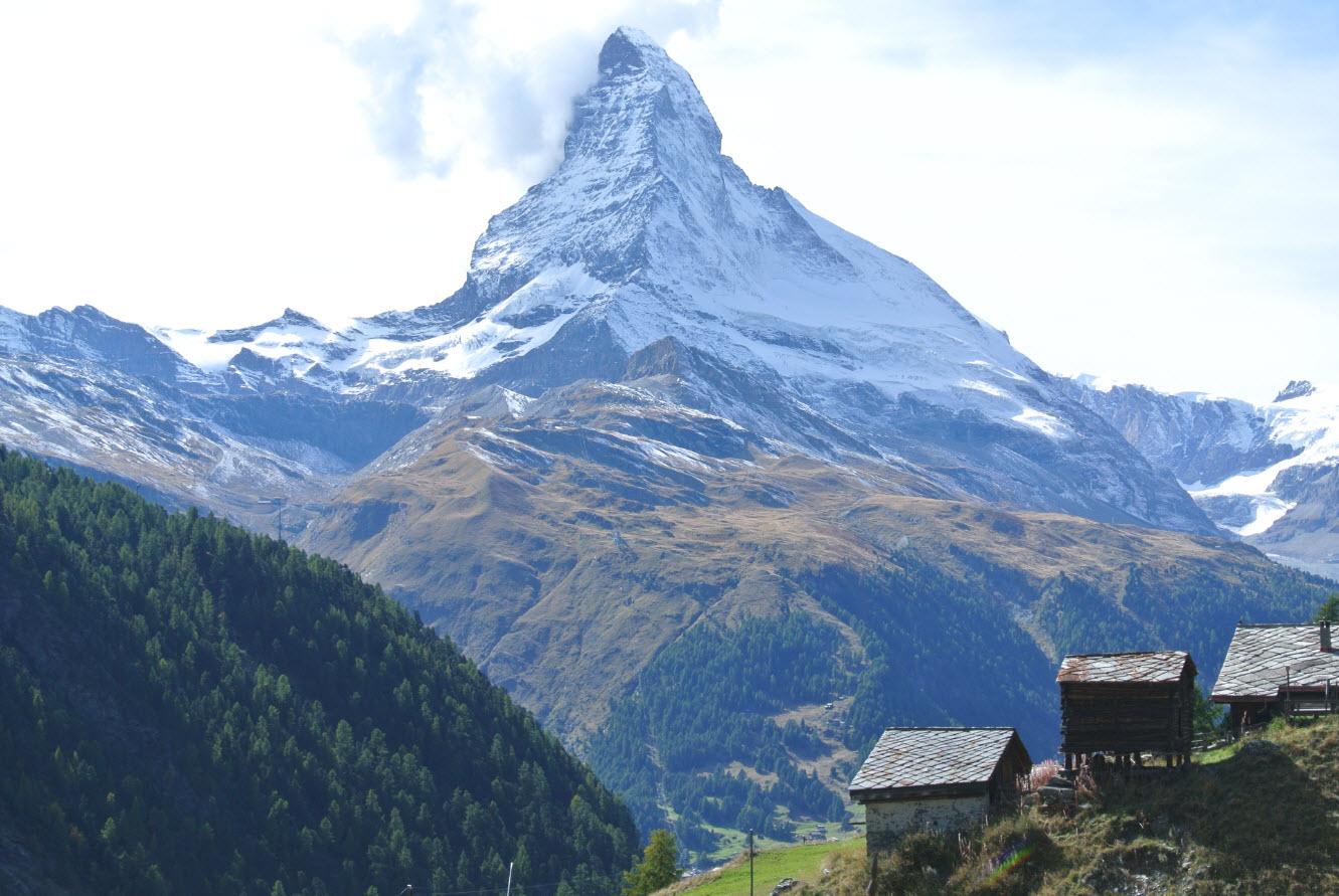 Dormir sur les pistes Zermatt - Backstage Mountain Cottage (c) Backstage Hotel Vernissage