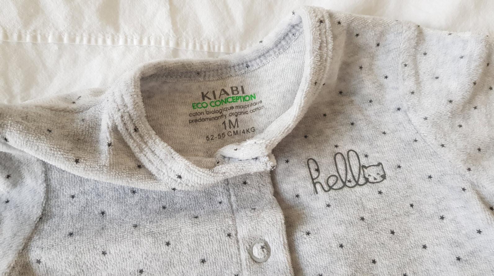 Kiabi bio