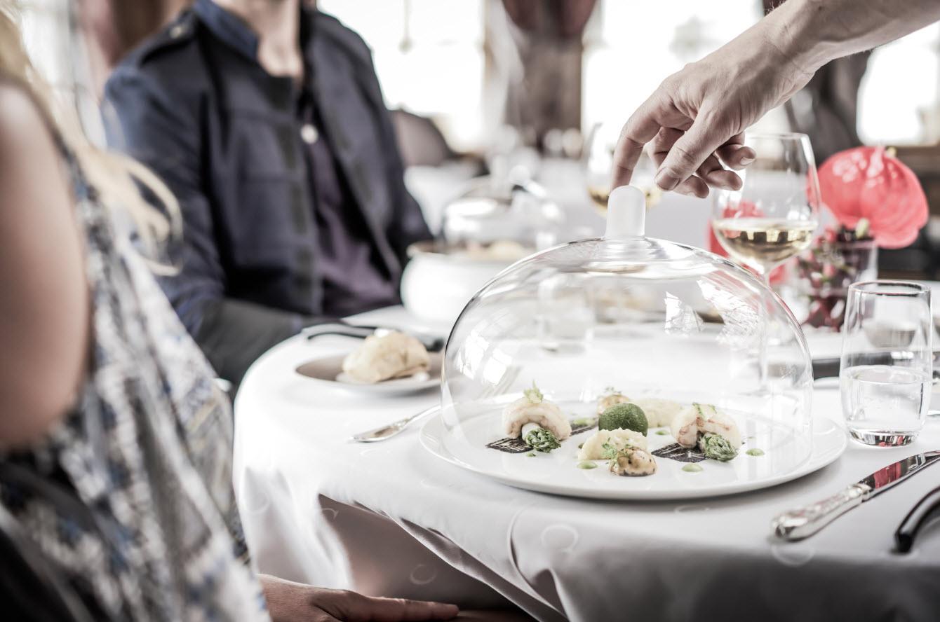 Manger Courchevel - (c) Le Chabichou