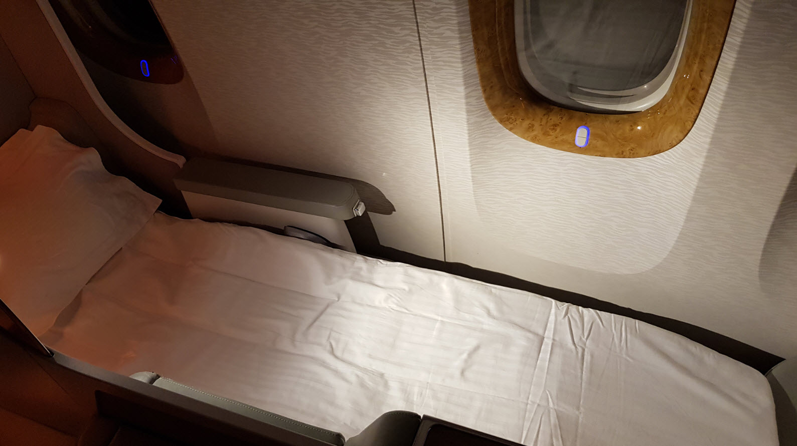 Classe Affaires Emirates 777