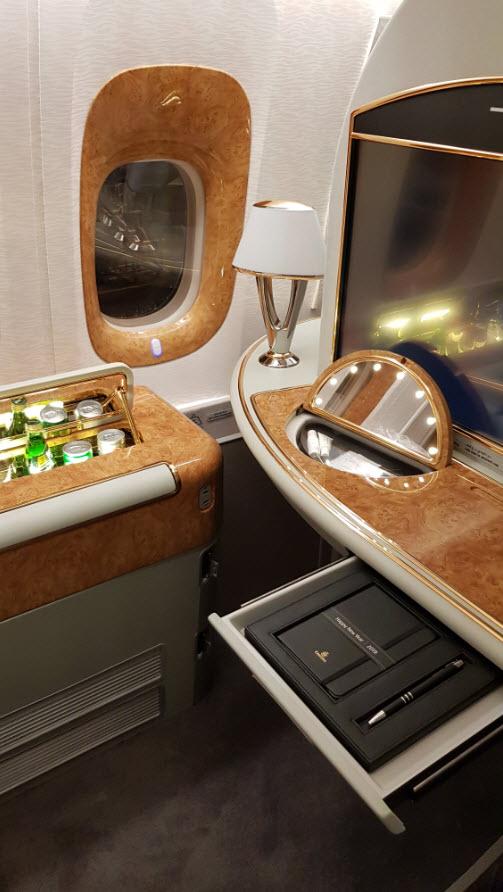 Fisrt Class Emirates