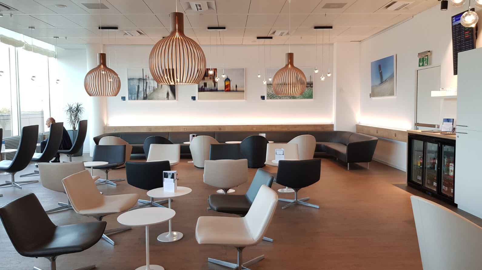 Lounge DNATA Geneve