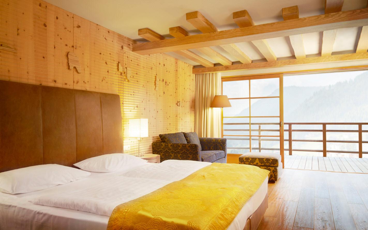 Adler Spa Resort Balance - Dormir - Dolomites (c) Adlersparesorts