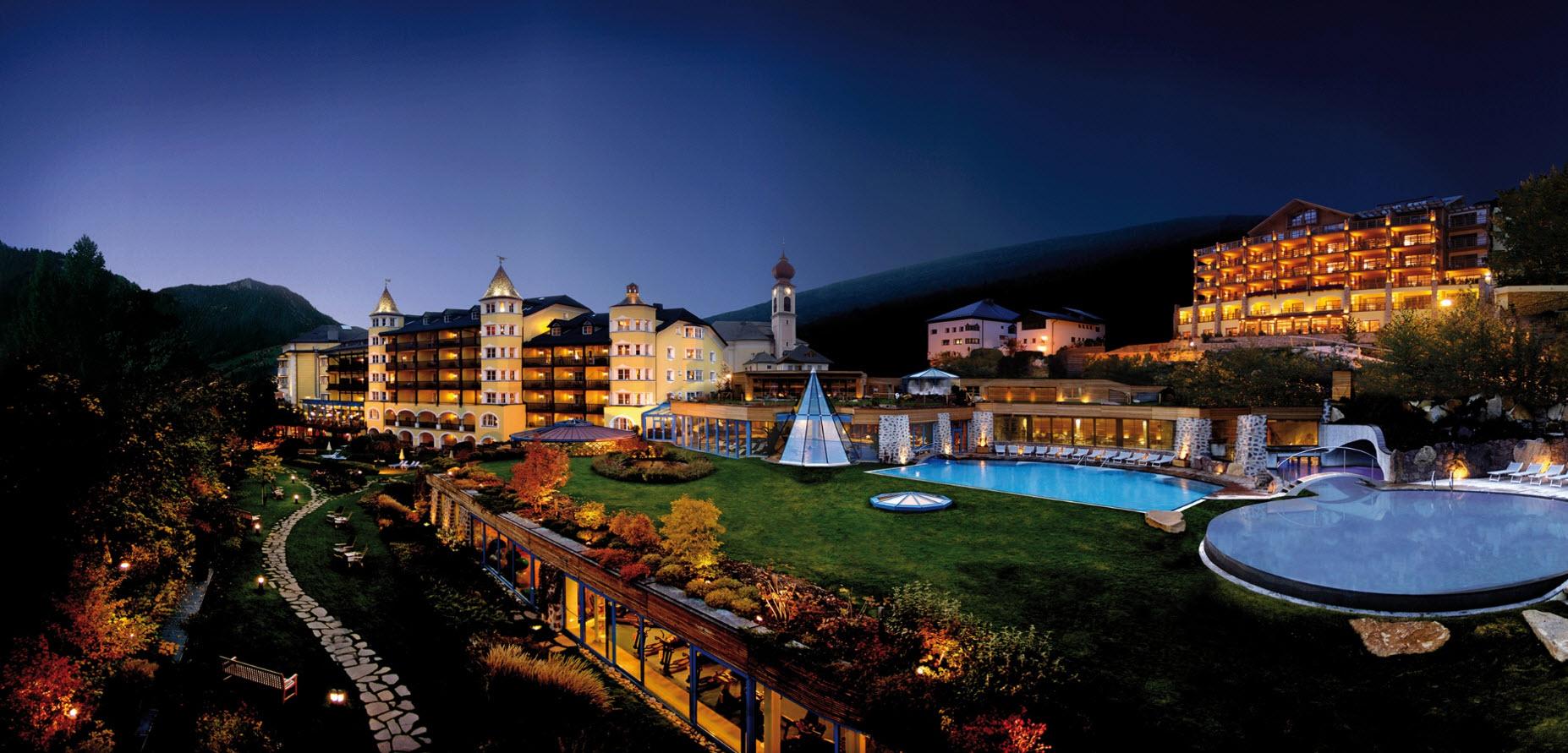 Adler Spa Resort Dolomiti - Dormir - Dolomites (c) Adlersparesorts