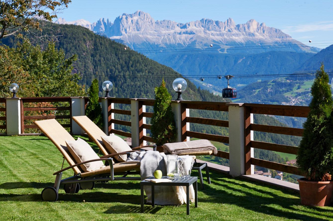 Chalet Grumer - Dormir Trentin-Haut-Adige (c) Chalet Grumer