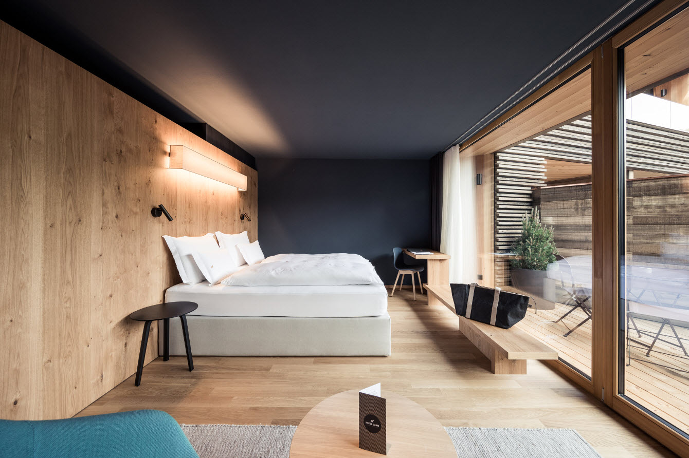 Hotel Laam - Dormir - Dolomites - (c) Hotel Laam