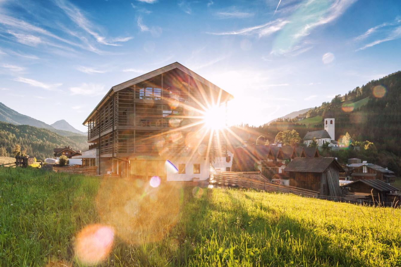 Joas - Dormir Trentin-Haut-Adige (c) Joas