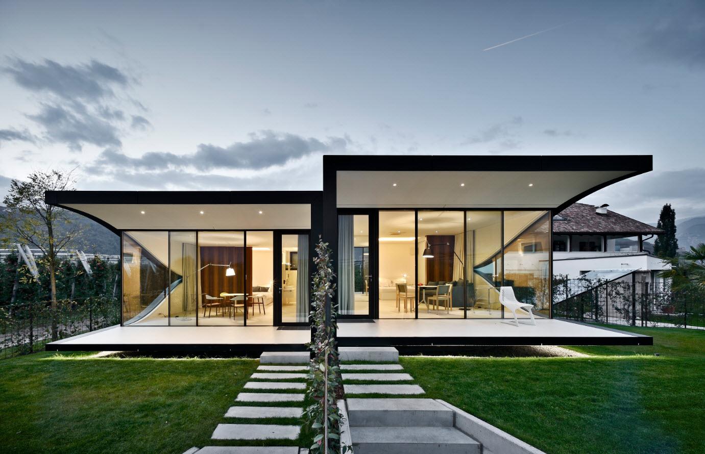 Mirror Houses - Dormir Trentin-Haut-Adige (c) Mirror Houses