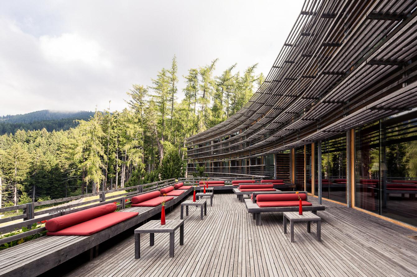 Vigilius Mountain Resort - Dormir Trentin-Haut-Adige (c) Vigilius Mountain Resort