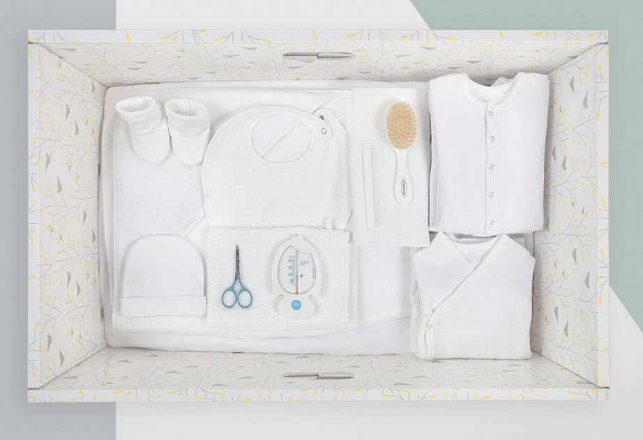 Happy Nest baby box