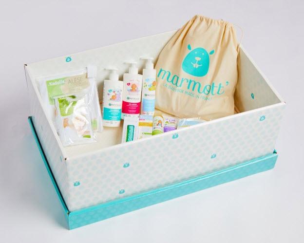 Marmott baby box bio
