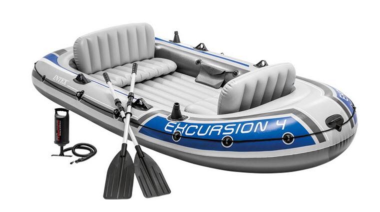 Le bateau excursion