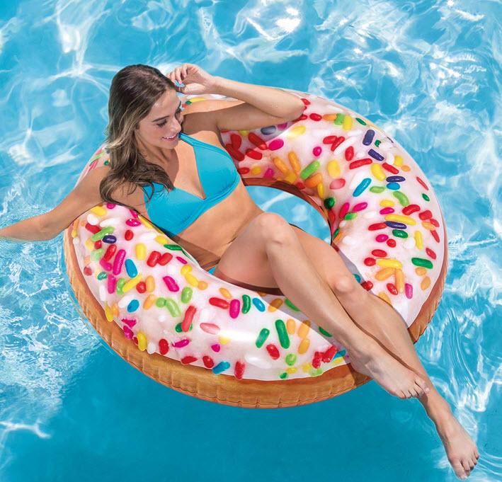 Le donut sucré