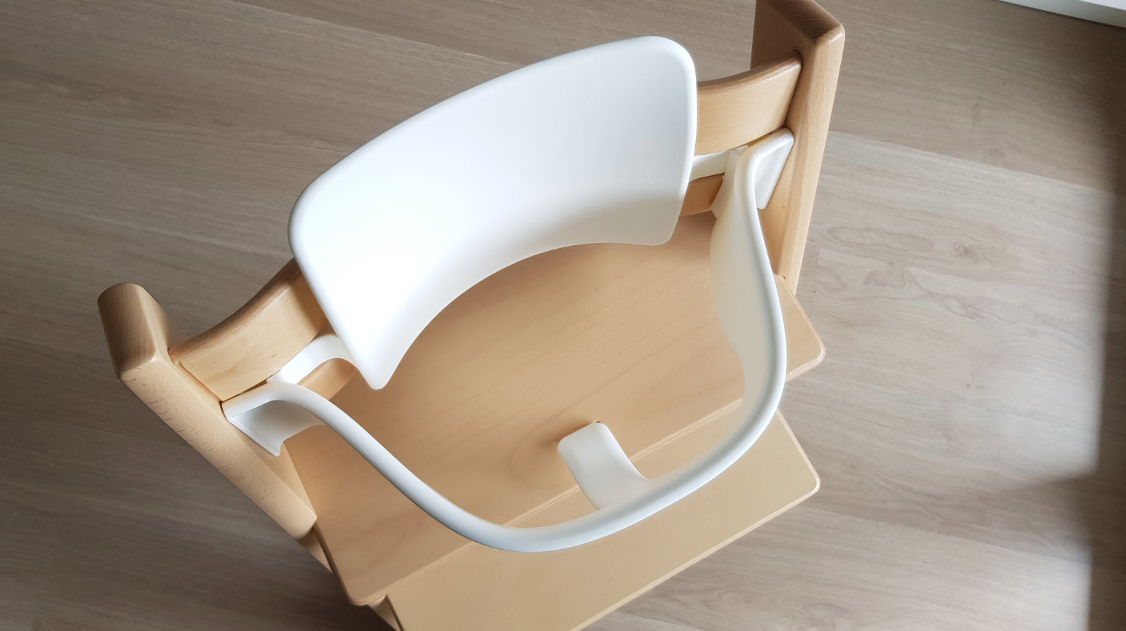 BABYSET CHAISE TRIPP TRAPP DOCCASION - Chaise Haute Ovo Plus One