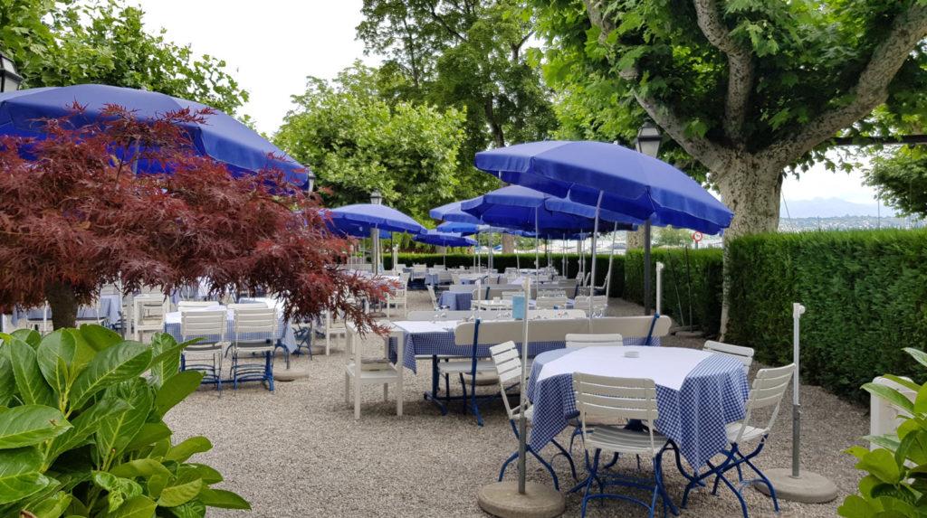 Creux Genthod restaurant